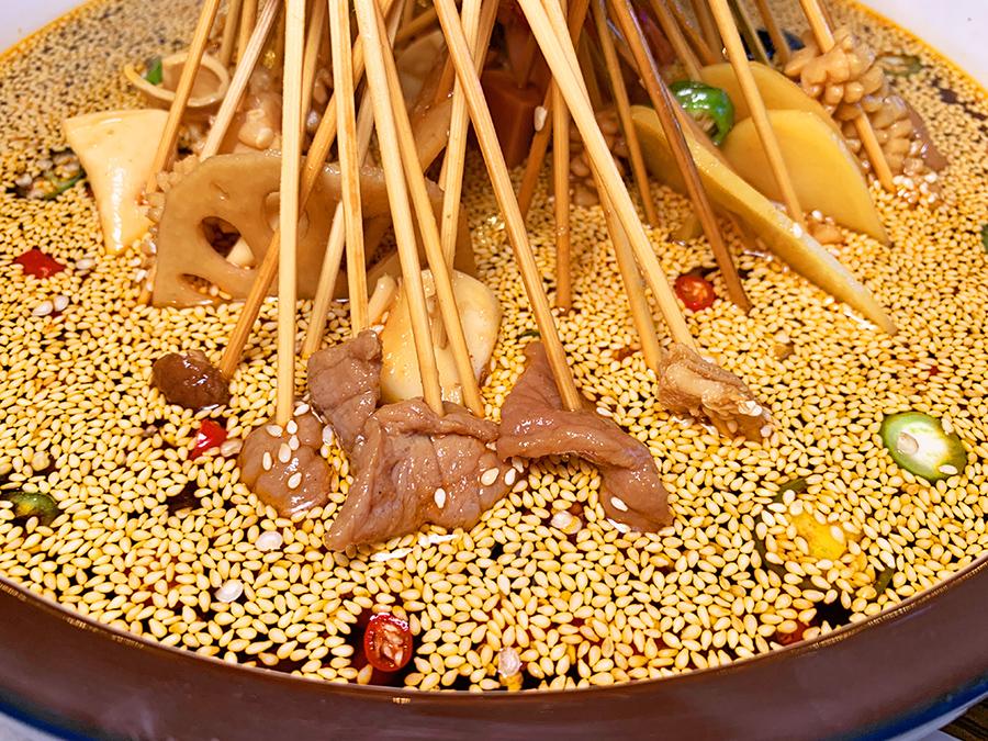 Restaurante Chengdu Barcelona Bo Bo Ji