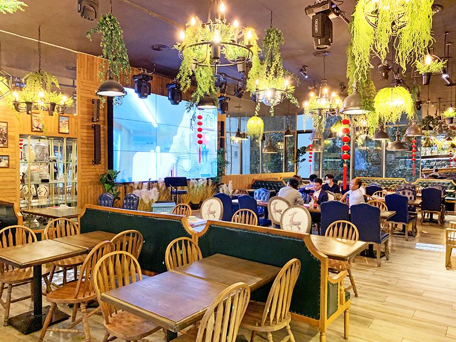 Restaurante Chino Chengdu Barcelona
