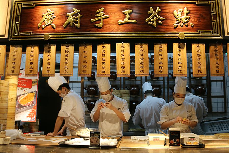 Frases en chino útiles para restaurantes