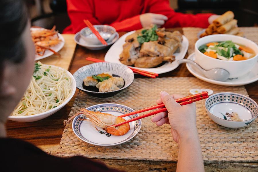 Pedir en un restaurante chino en idioma chino