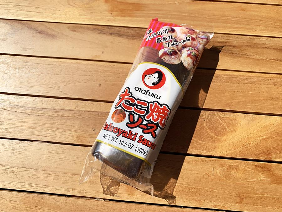 Salsa Takoyaki