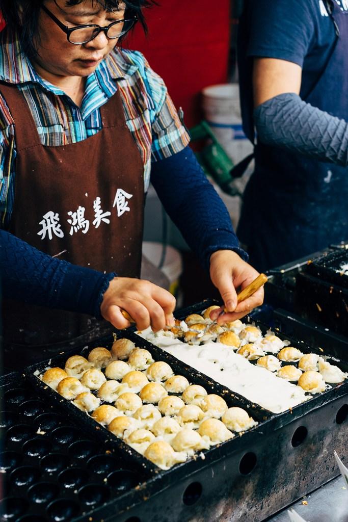 Takoyaki Cocinera Osaka