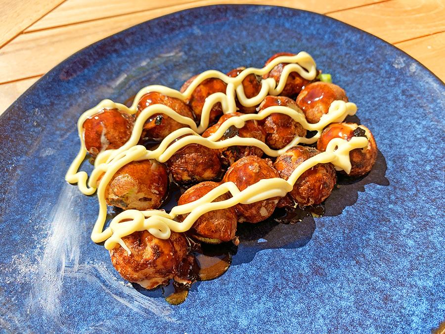 Takoyaki en casa