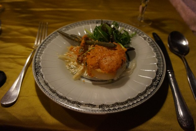 never more restaurante merluza romescu