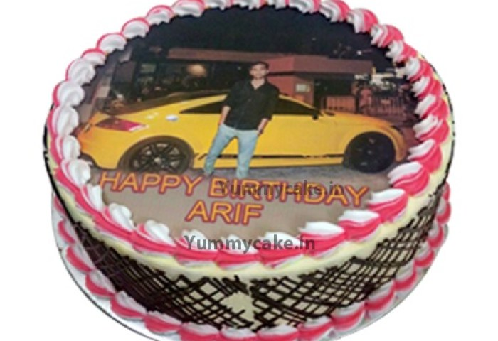 Birthday Cake For Brother Online Cheap Price Yummycake