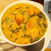 Saag Paneer (Spinach & Cheese Curry)