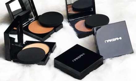 Free NAKEAH Cosmetics Foundation