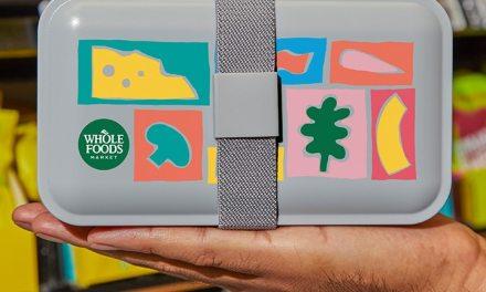 Free Bento Box at Whole Foods