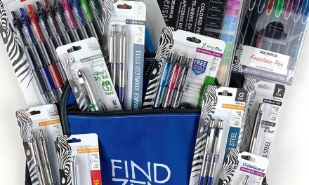 Back To School Supplies with Zebra Sweepstakes (8 winners)
