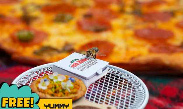 Free Wildflower Seeds from Papa John's Pizza