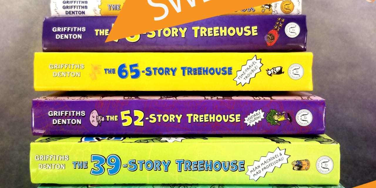 The Treehouse Series Spectacular Sweepstakes