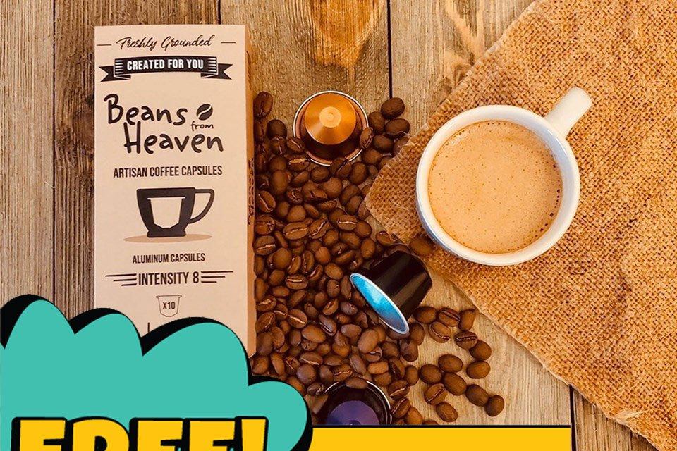 Free Heaven INTENSO Coffee Capsules