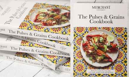 Free Merchant Gourmet Pulses & Grains Cookbook