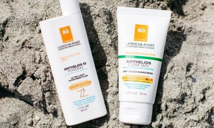 Free Sample of Oil-Free SPF 60 Sunscreen