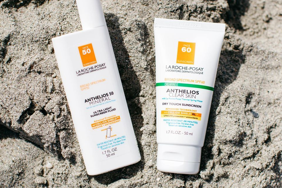Free Sample of Oil-Free SPF 60 Sunscreen