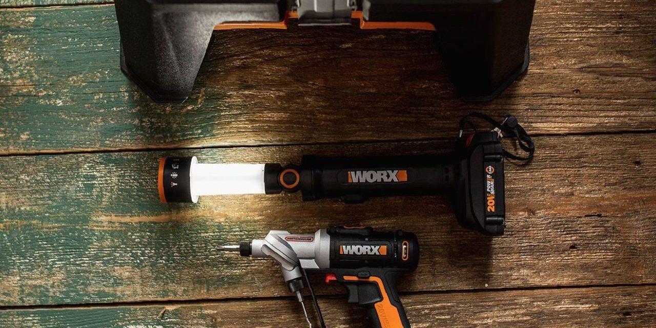 WORX Tools Holiday Giveaway