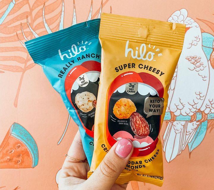 NEW Free Sample of Hilo Snacks