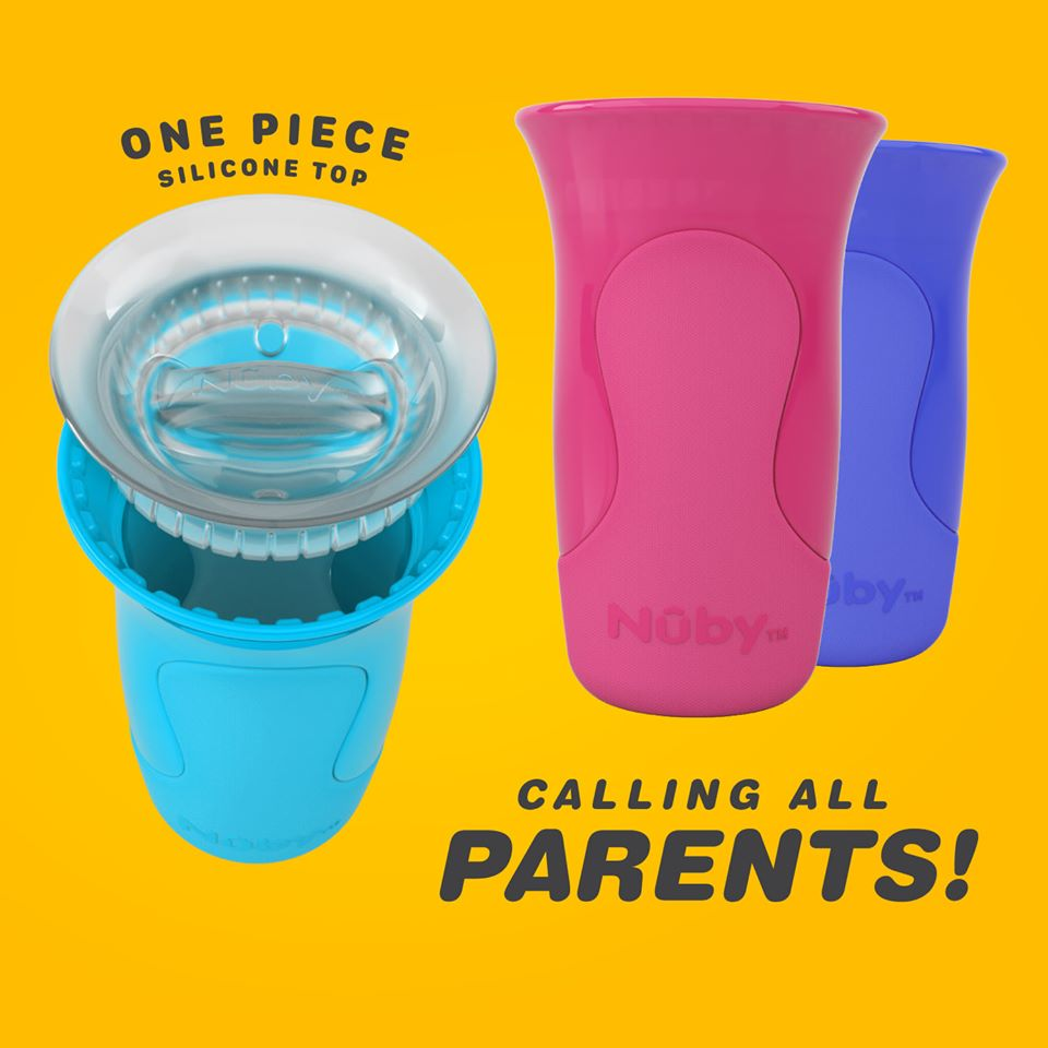 NEW Nuby Product Testing Opportunity