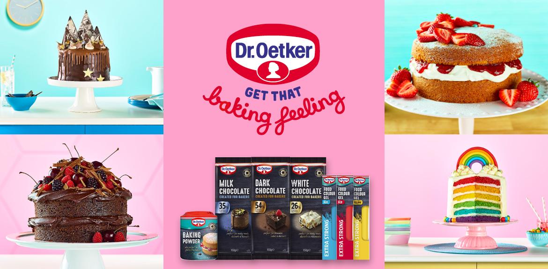 Free Dr. Oetker Chocolate