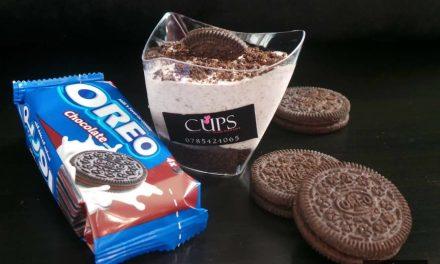 FREE OREO Cookies Box