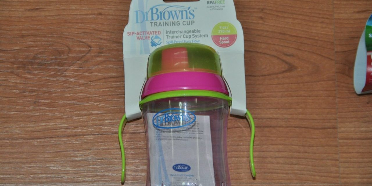 Free Dr. Brown's Training Cup