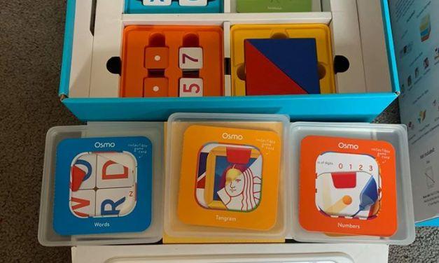 FREE Kids Osmo Sampler Box for iPad