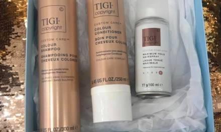 Free TIGI Copyright Product Sample