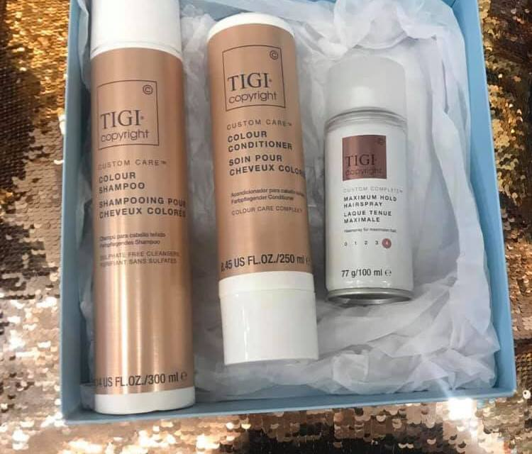 Free TIGI Copyright Product Sample