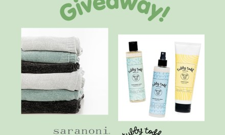 Tubby Todd and Saranoni Giveaway