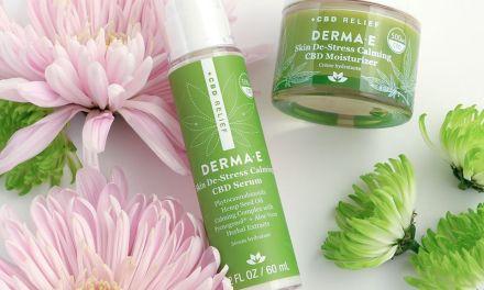 Derma E Skin De-stress Giveaway