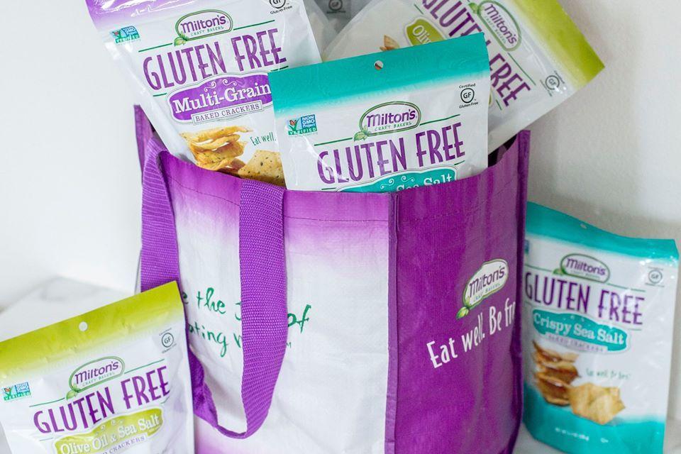 Milton's Gluten-Free Grocery Giveaway