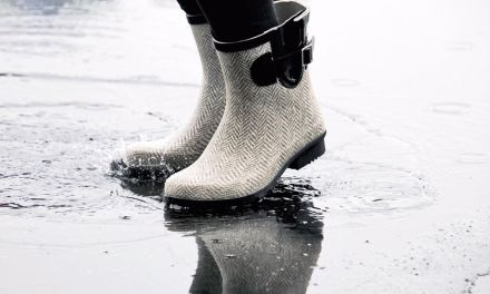 Nomad Droplet Footwear Giveaway