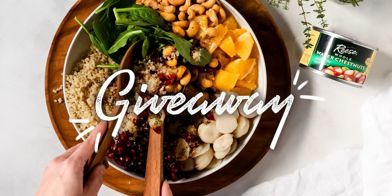 Reese Specialty Foods Salad Giveaway