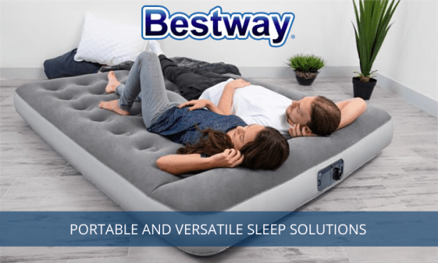 FREE Bestway Cozy Outdoors Party