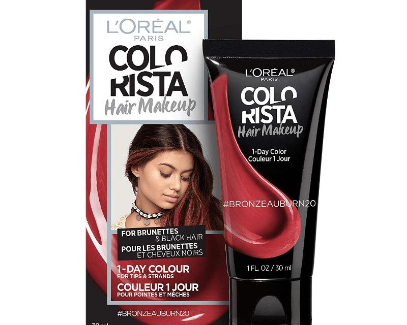Free L'Oreal Hair Dye