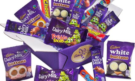 Free Cadbury Mother Day Treasure Boxes