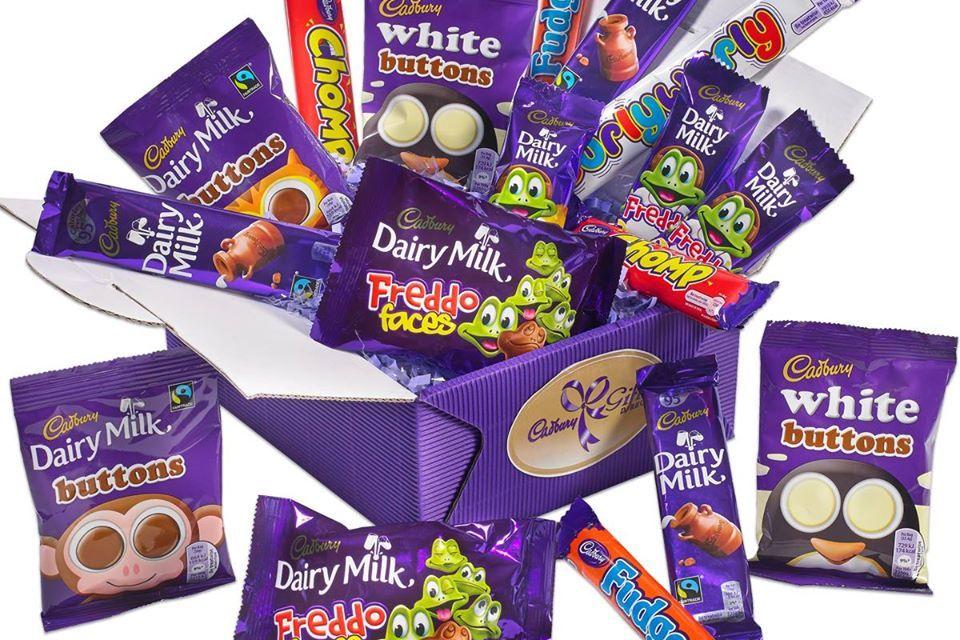 Free Cadbury Mother Day Treasure Boxes
