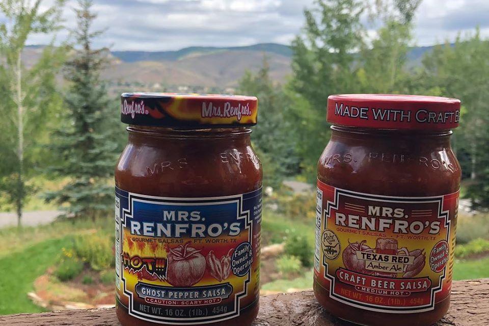 Mrs. Renfro Salsa Giveaway