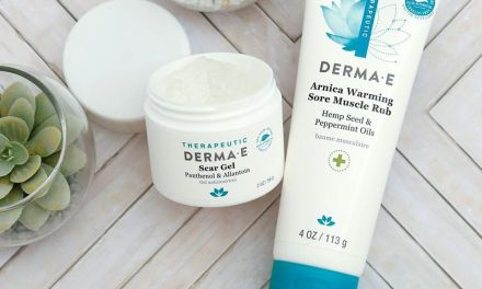 FREE Derma E Arnica Warming Sore Muscle Rub Samples