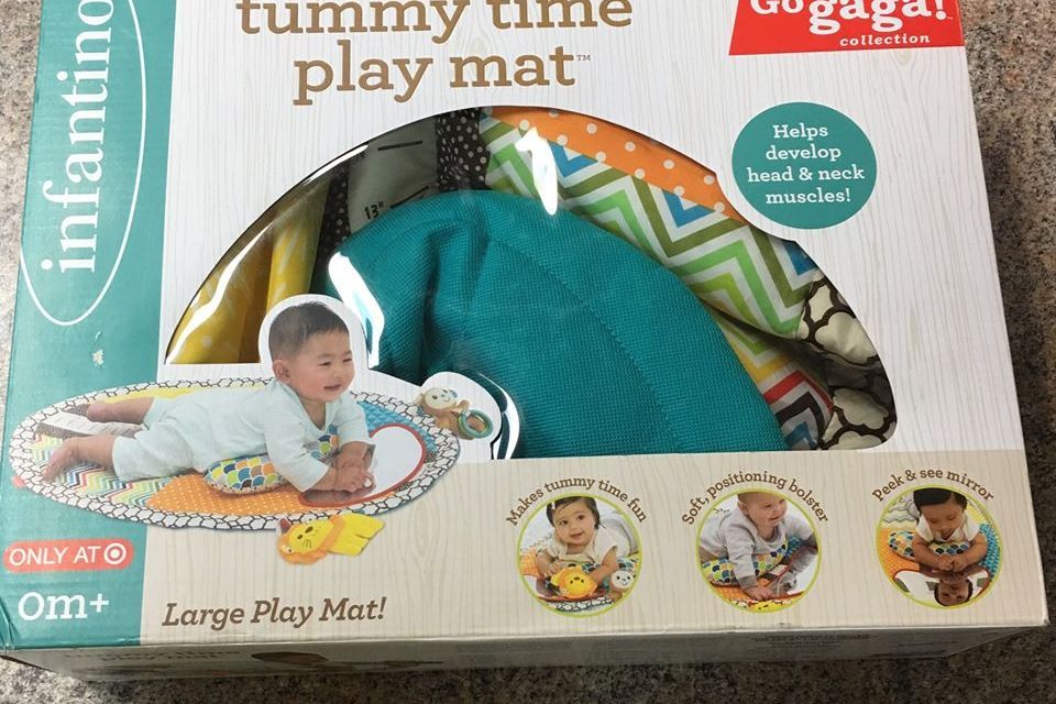 Infantino Tummy Time Product Testers Needed
