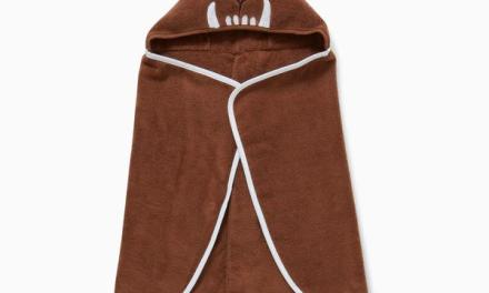 Free Gruffalo Towel