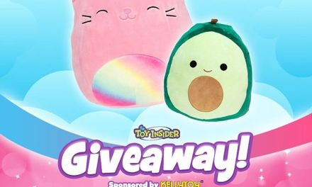 Toy Insider Squishmallow Instagram Giveaway