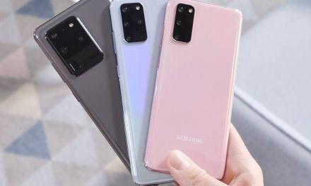 Free Samsung Galaxy S20