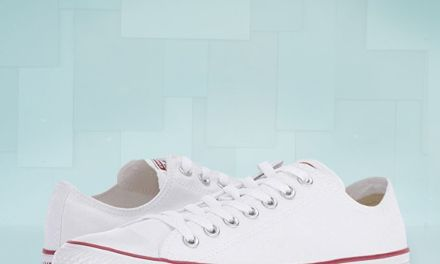 Gekks Classic Converse Low Tops Giveaway