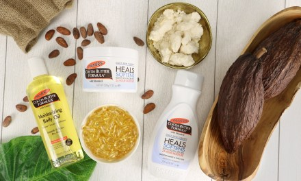 Cocoa Butter 101 Prize Pack Giveaway