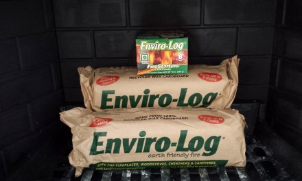 Enviro-Log Firelogs Friday Giveaway