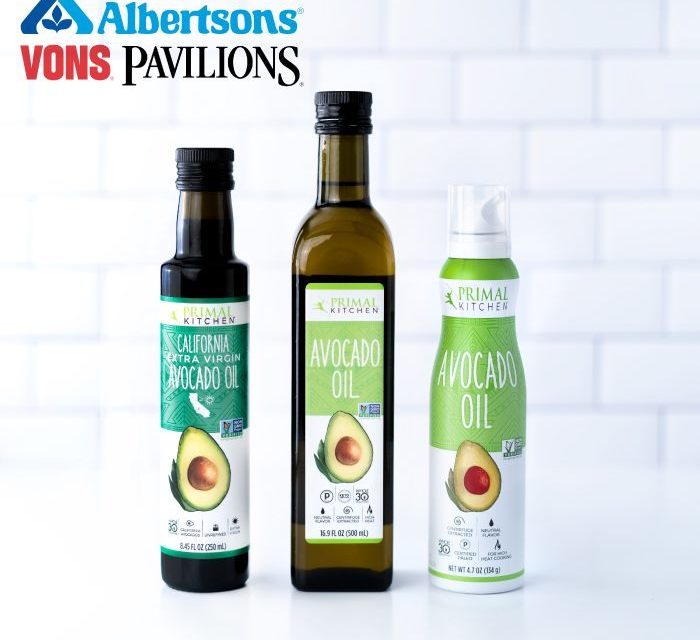 Primal Kitchens Avocado Oil and Gift Card Giveaway