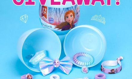 Claire's Frozen II Bundle Giveaway