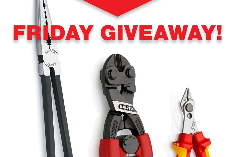 Knipex Giveaway