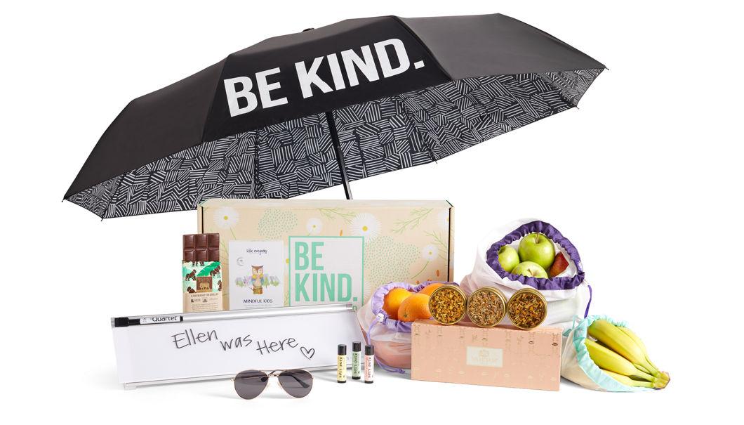 BE KIND – Ellen Spring Box Giveaway